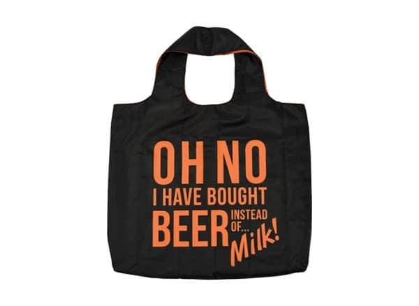 Shopping Tote - Beer - Annabel Trends