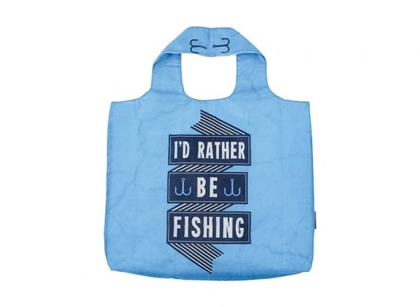 Shopping Tote - Fishing 1