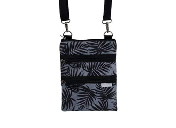 AT Travel 3 Zip Bag - Palm Leaf - Annabel Trends