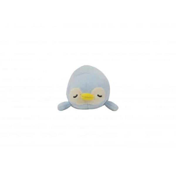 Softee Mini Rattle - Penguin - Annabel Trends