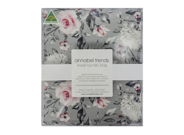 Laundry Bag - Roses - Annabel Trends