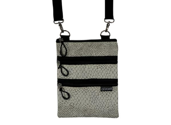 AT Travel 3 Zip Bag - Snake - Annabel Trends