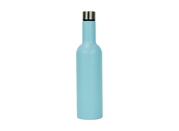 Wine Bottle - Double Walled - Stainless Steel - Annabel Trends