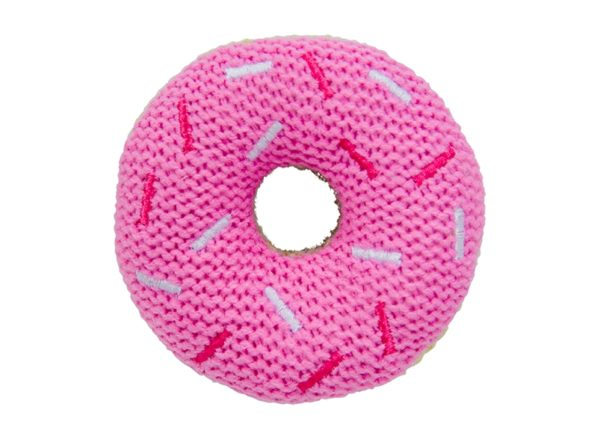 Knit - Rattle - Donut - Annabel Trends