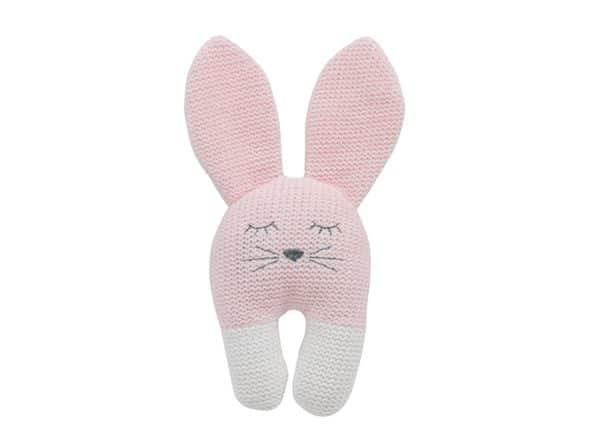 Rattle - Knit - Bunny - Annabel Trends