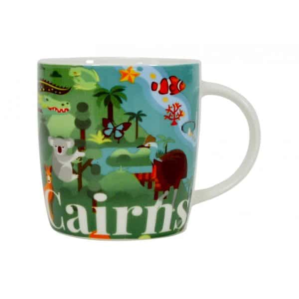 Australia Coffee Mug - Cairns - Annabel Trends