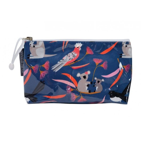 Cosmetic Bag - Small - Animal Mix - Annabel Trends