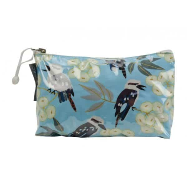 Cosmetic Bag - Small - Kookaburra - Annabel Trends