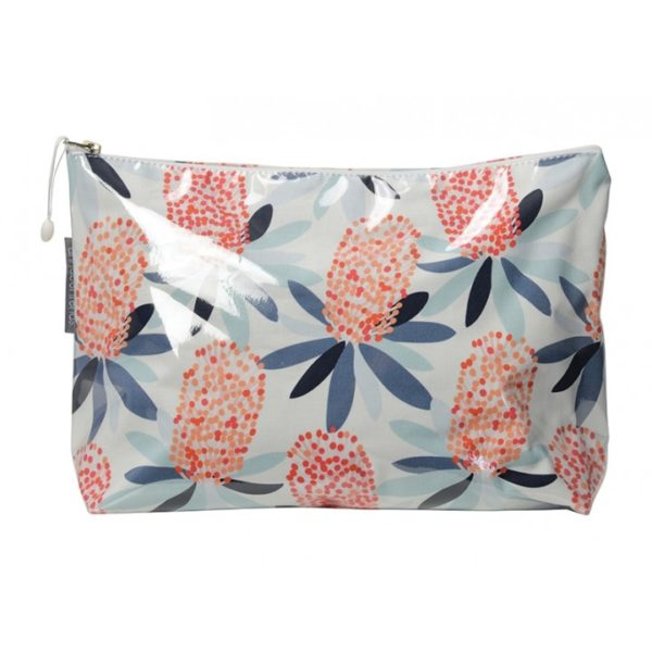 Cosmetic Bag - Large - Banksia - Annabel Trends