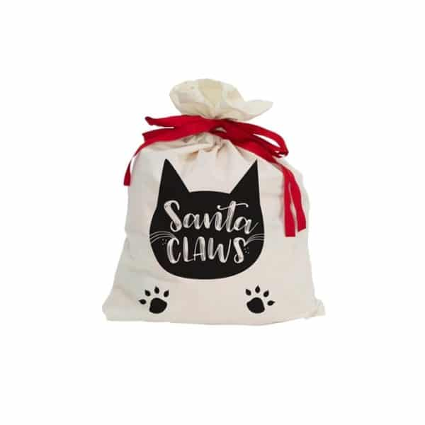 Pet Santa Sack - New Santa Claws - Annabel Trends