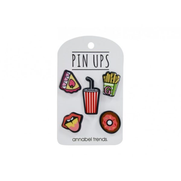 Pin Ups - Fast Food - Annabel Trends
