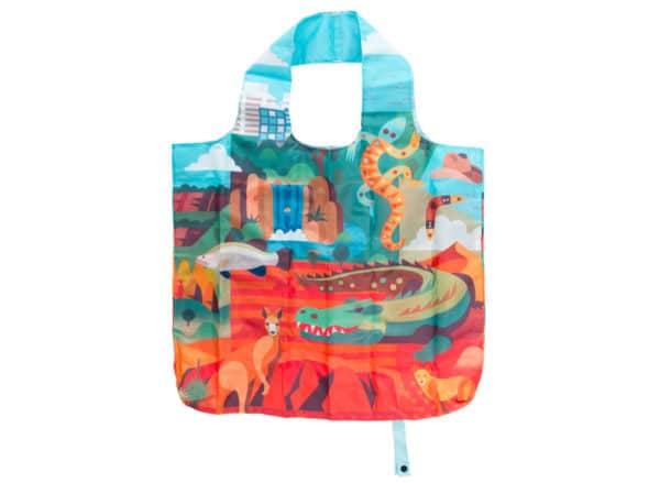 Australia Shopping Tote - Top End - Annabel Trends