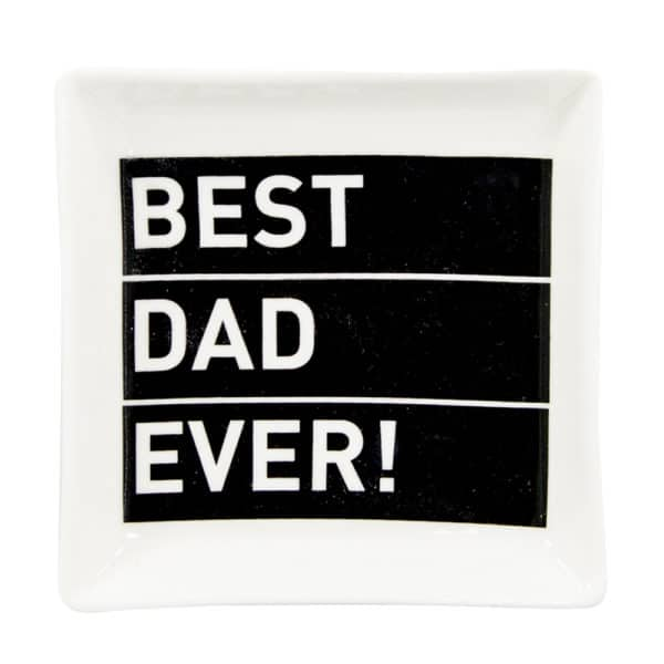 Dish - Dad Best - Coin Tray - Annabel Trends