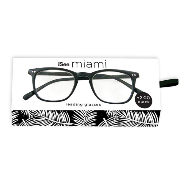iSee Reader - Miami - Black - Annabel Trends