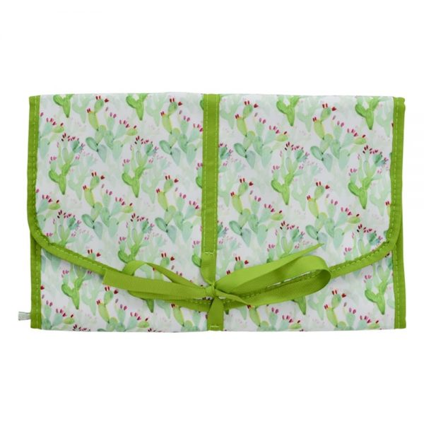 Cosmetic Roll - Cactus - Annabel Trends