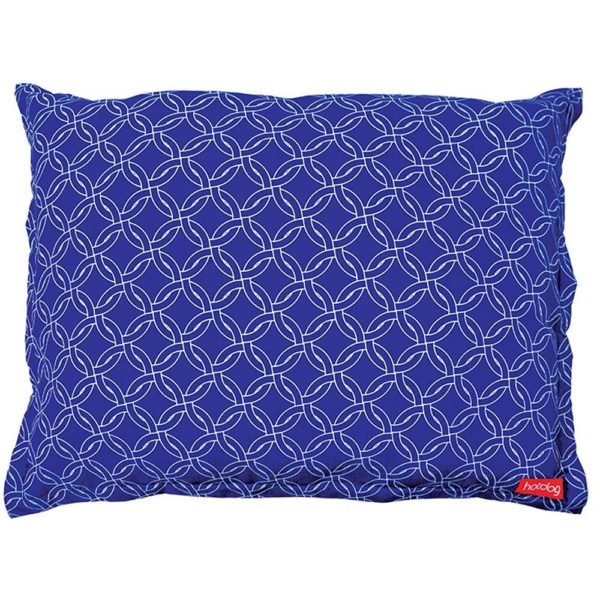 Hot Dog - Pet Bed - Large - Nautical - Annabel Trends
