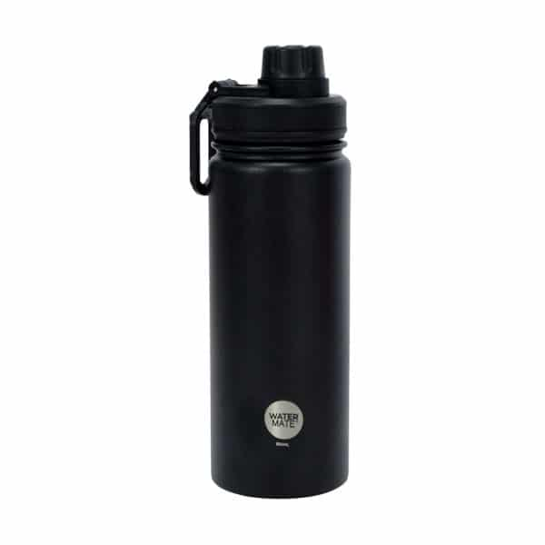 Watermate Drink Bottle - Stainless Steel - 550ml - Annabel Trends