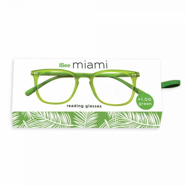 iSee Reader - Miami - Green 2