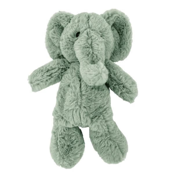 Plush Toy - Elephant Green - Large - Annabel Trends