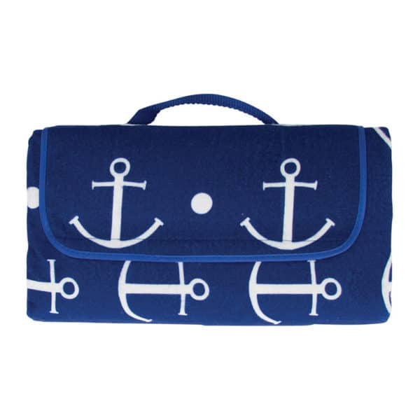 Picnic Rug - Anchor - Annabel Trends