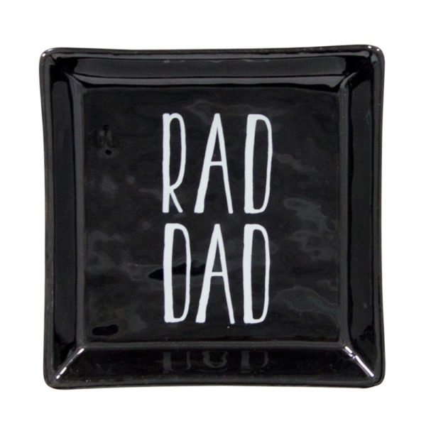 Dish - Rad Dad - Coin Tray - Annabel Trends