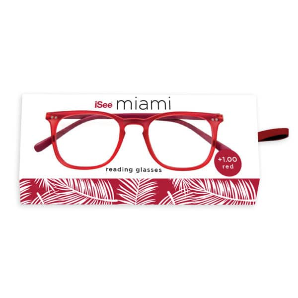 iSee Reader - Miami - Red 2