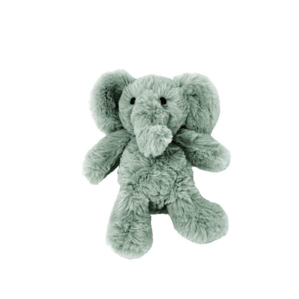 Plush Toy - Elephant Green - Small - Annabel Trends