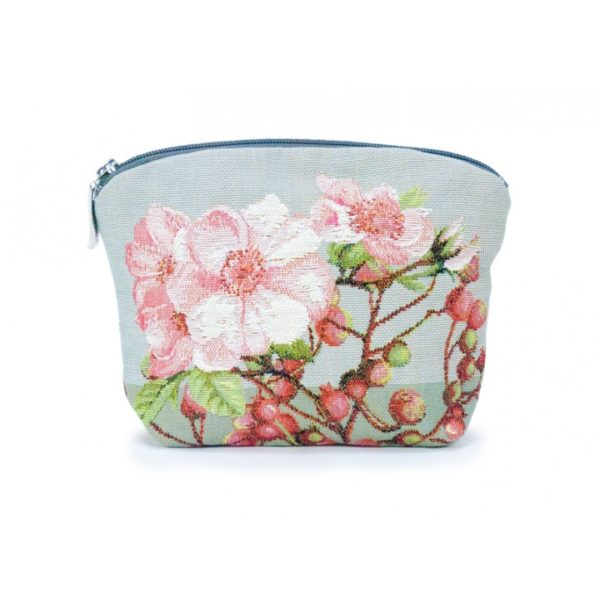 Annabella French Tapestry Cosmetic Bag - Magnolia - Annabel Trends