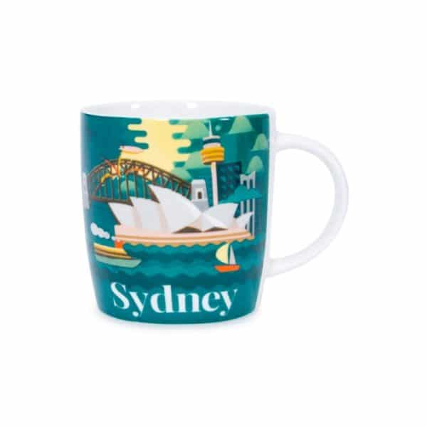 Australia Coffee Mug - Sydney - Annabel Trends