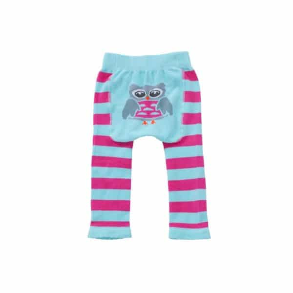 Little Trends Footless Tights - Owl - Annabel Trends