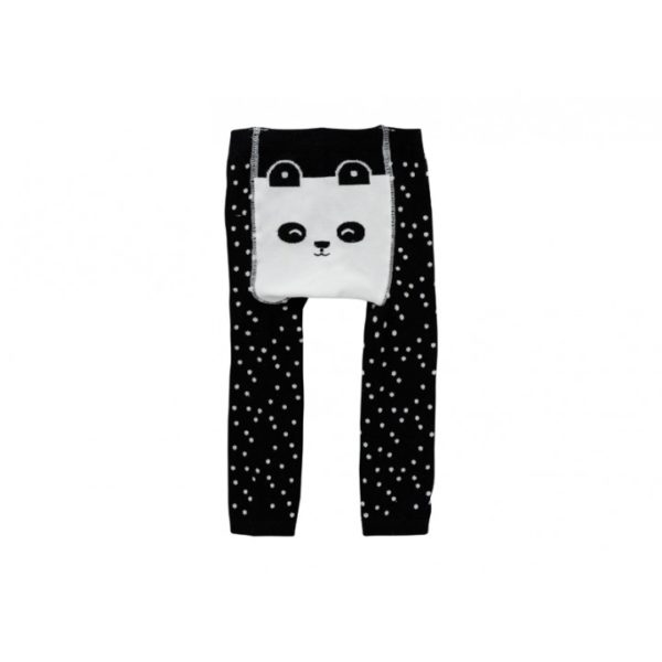 Boxed Baby Sock Set - Panda - Annabel Trends