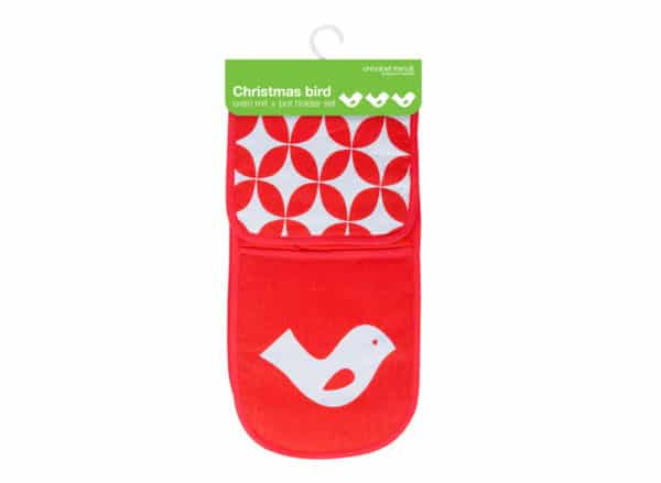 Christmas Napery Pack - Bird - Annabel Trends