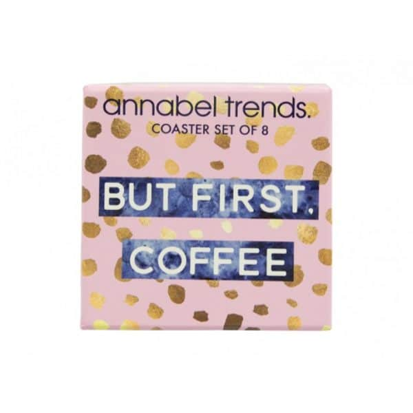 Coaster Set - Tea / Coffee - Annabel Trends
