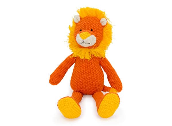 Crochet Animals -  Lion - Annabel Trends