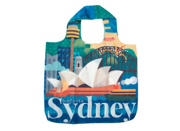 Australia Shopping Tote - Sydney - Annabel Trends