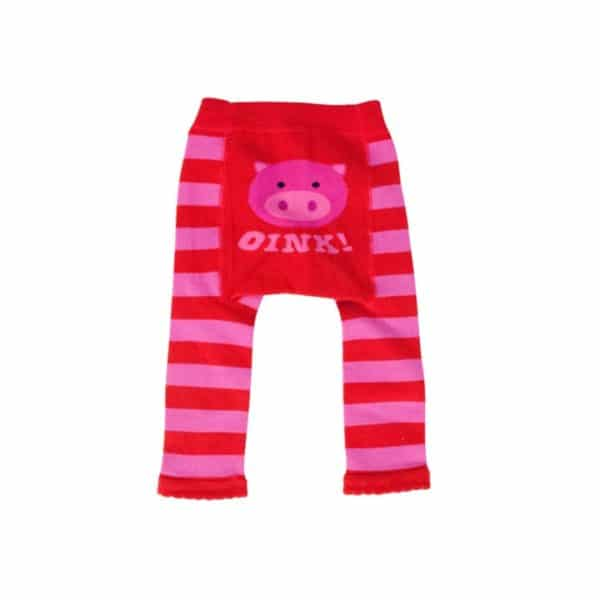 Little Trends Footless Tights - Pig - Annabel Trends