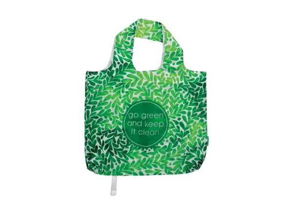 Shopping Tote - Go Green - Annabel Trends