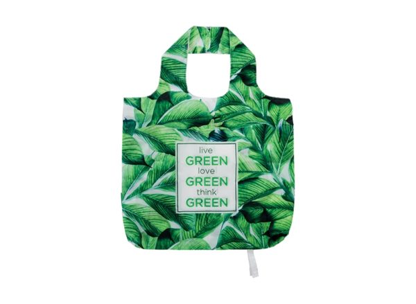 Shopping Tote - Live Green - Annabel Trends