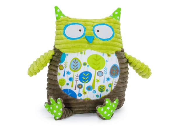 Pillow Pals Door Stop - Brown Owl - Annabel Trends