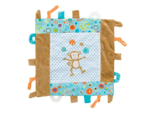Security Blankets - Monkey - Annabel Trends
