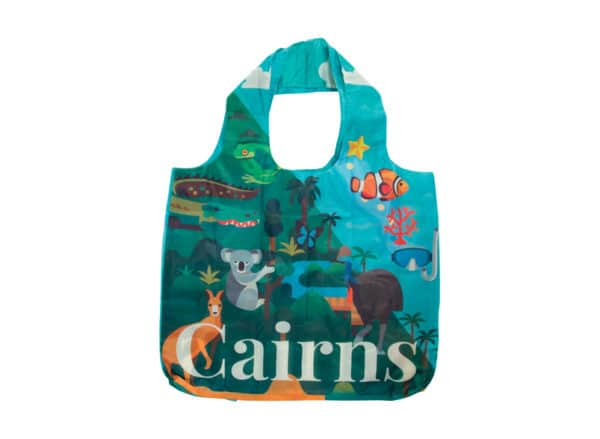 Australia Shopping Tote - Cairns - Annabel Trends