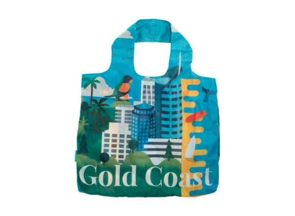 Australia Shopping Tote - Gold Coast - Annabel Trends