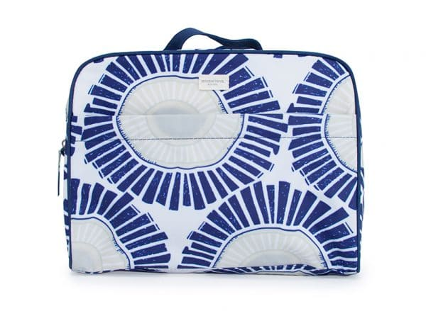 Toiletries Bag - Solar Navy - Annabel Trends