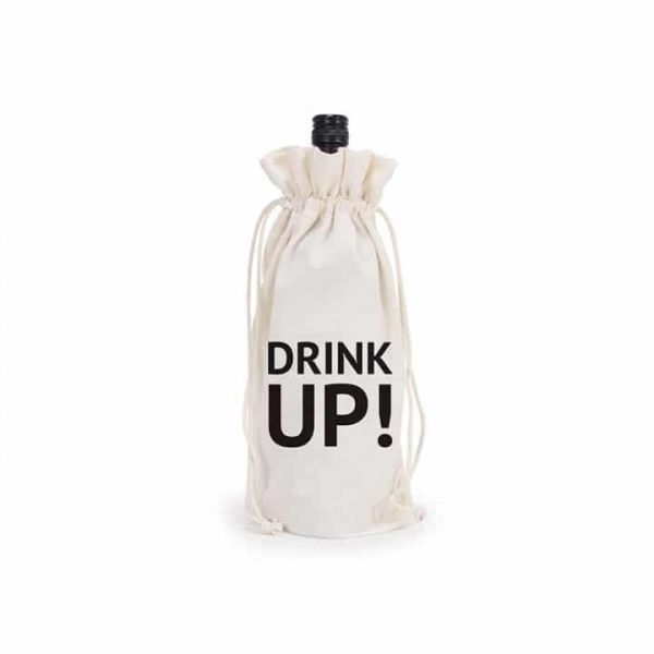 Wine Bottle Bag - Drink Up - Annabel Trends