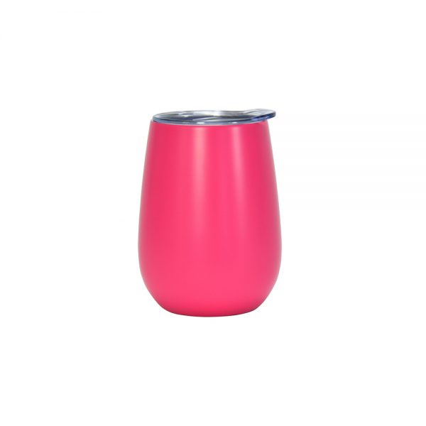 Wine Tumbler - Double Walled - Stainless Steel 4