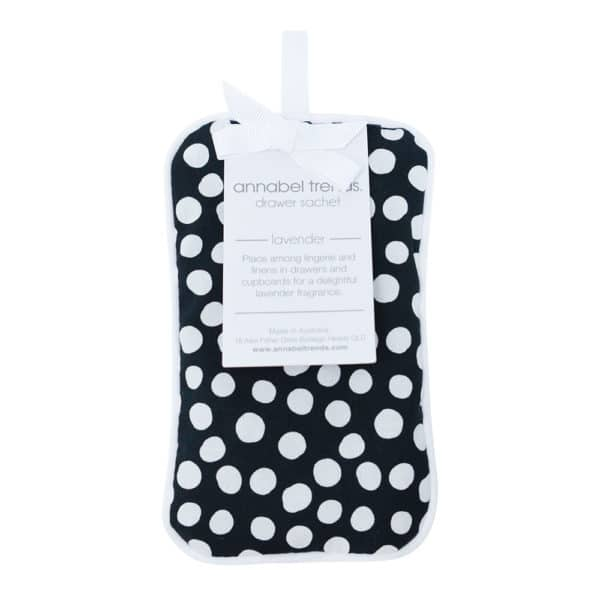 Drawer Sachet - Spot Black - Annabel Trends