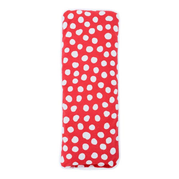 Eye Rest Pillow - Spot Red - Annabel Trends