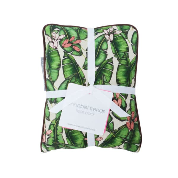 Heat Pillow - Banana Leaf - Annabel Trends