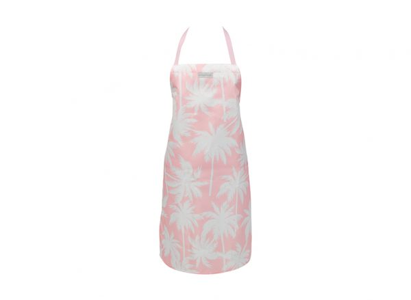 Apron - Easy Wipe - Palm Pink - Annabel Trends