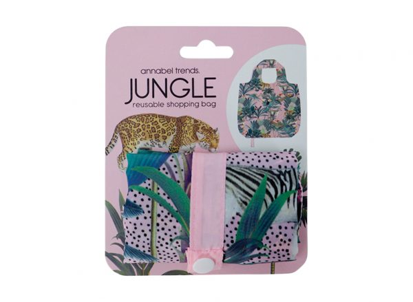 Shopping Tote - Jungle Spot - Annabel Trends